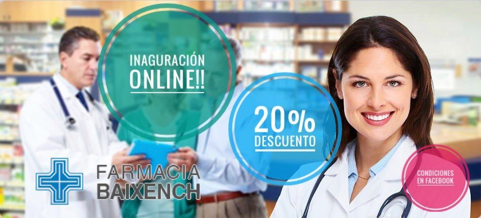 FARMACIA BAIXENCH ON LINE